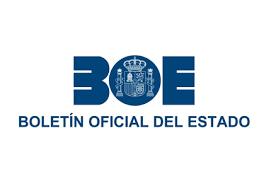 BOE- Disposiciones Estado de Alarma COVID19